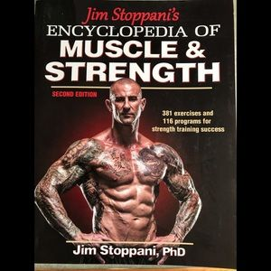 Muscle and strength book